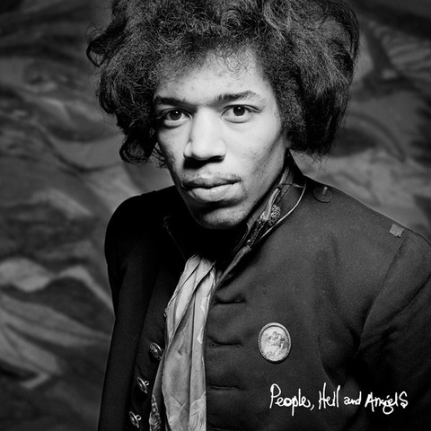 Jimi Hendrix - People, Hell and Angels [LP Duplo]