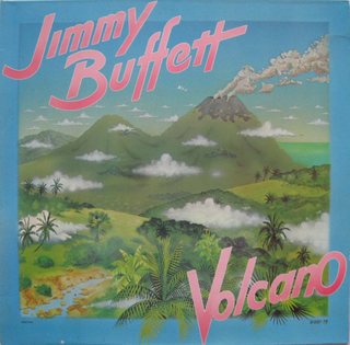 Jimmy Buffet - Volcano [LP]