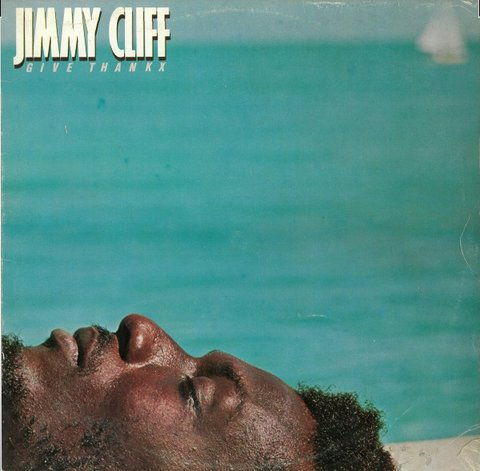 Jimmy Cliff - Give Thankx [LP]