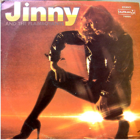 Jinny And The Flamboyants - Jinny And The Flamboyants [LP]
