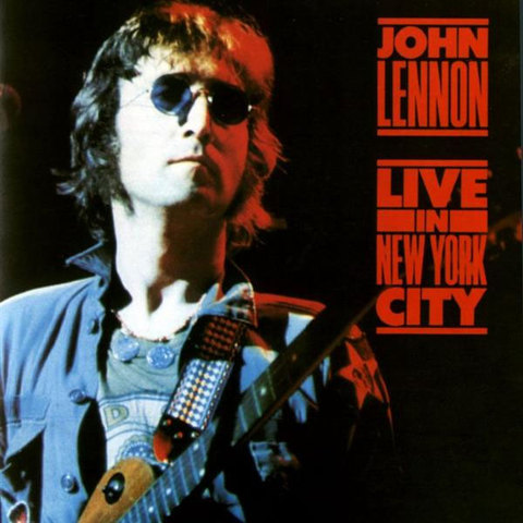 John Lennon - Live in New York City [LP]