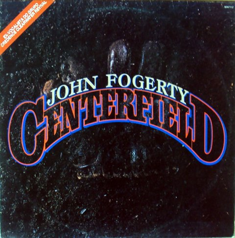 John Fogerty ‎– Centerfield [LP]