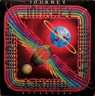 Journey - Departure [LP] - comprar online