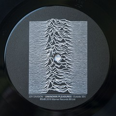 Joy Division - Unknown Pleasures [LP]
