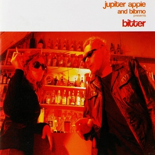 Jupiter Apple and Bibmo - Bitter [CD] - comprar online