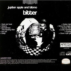 Jupiter Apple and Bibmo - Bitter [CD]