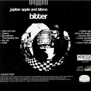 Jupiter Apple and Bibmo - Bitter [CD] na internet