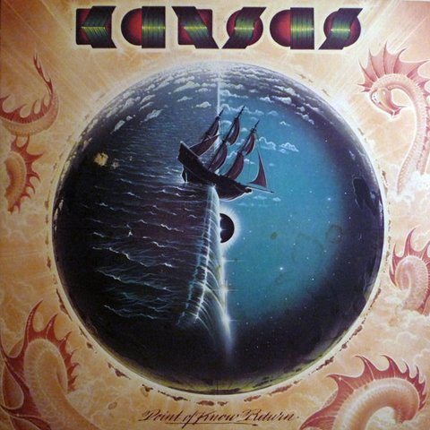 Kansas - Point Of Know Return [LP]