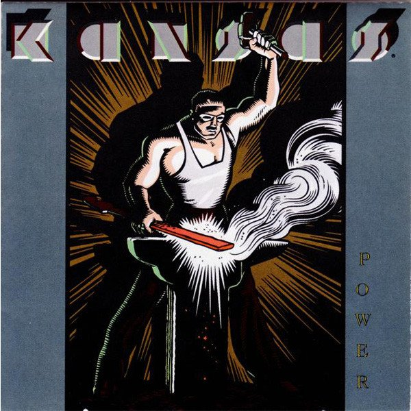 Kansas - Power [LP]