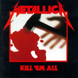 Metallica - Kill´Em All [LP] - comprar online