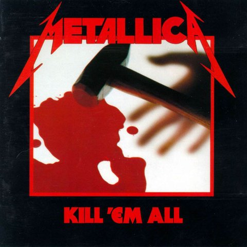 Metallica - Kill´Em All [LP]