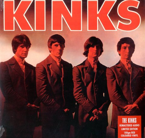 Kinks - The Kinks [LP] - comprar online