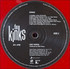 Kinks - The Kinks [LP]