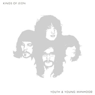 Kings of Leon - Youth and Young Manhood [LP Duplo]