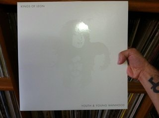Kings of Leon - Youth and Young Manhood [LP Duplo] - comprar online