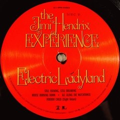 Jimi Hendrix Experienced - Electric Ladyland [LP Duplo]