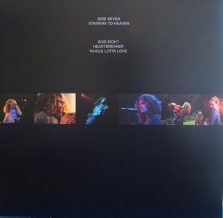 Led Zeppelin - The Song Remains The Same [Box 4 LPs] - loja online