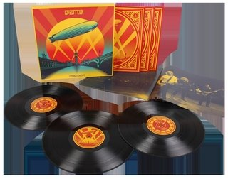 Led Zeppelin - Celebration Day [Box 3 LPs] na internet
