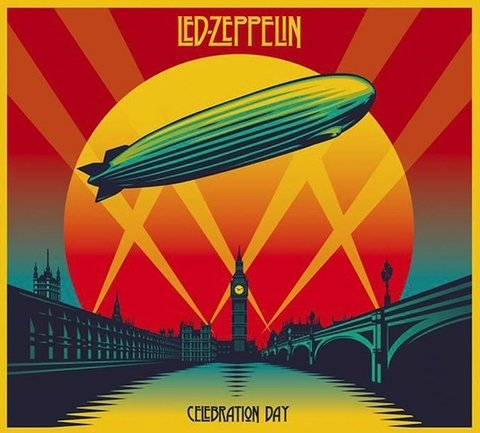 Led Zeppelin - Celebration Day [Box 3 LPs]