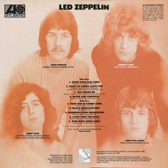 Led Zeppelin - I Deluxe Vinyl Edition [LP Triplo]