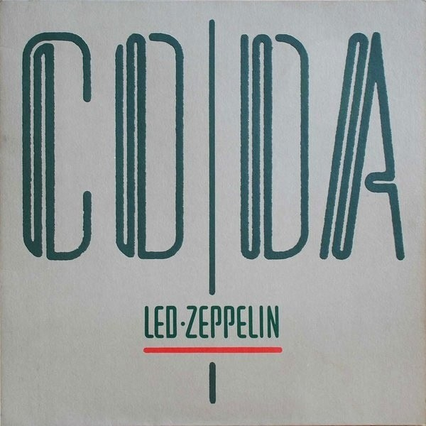 Led Zeppelin - Coda [LP]
