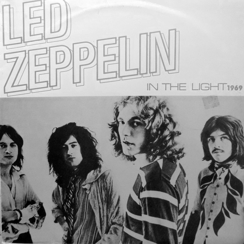 Led Zeppelin - In The Light 1969 [LP]