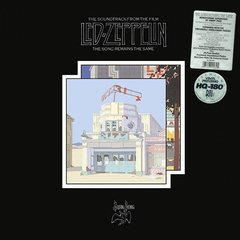 Led Zeppelin - The Song Remains The Same [Box 4 LPs]