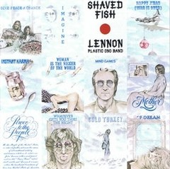 John Lennon / Plastic Ono Band - Shaved Fish [LP]