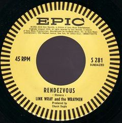 Link Wray & The Wraymen - Slinky / Rendezvous [Compacto]