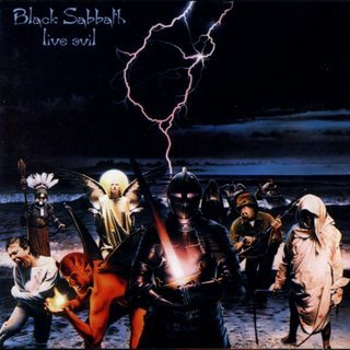 Black Sabbath - Live Evil [LP]