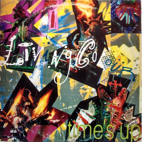 Living Colour - Time´s Up [LP] - comprar online