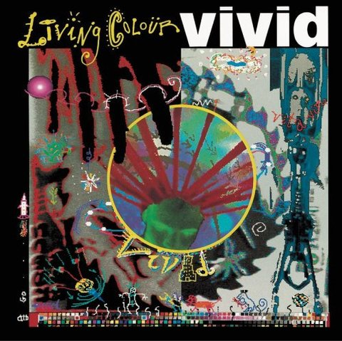 Living Colour - Vivid [LP]
