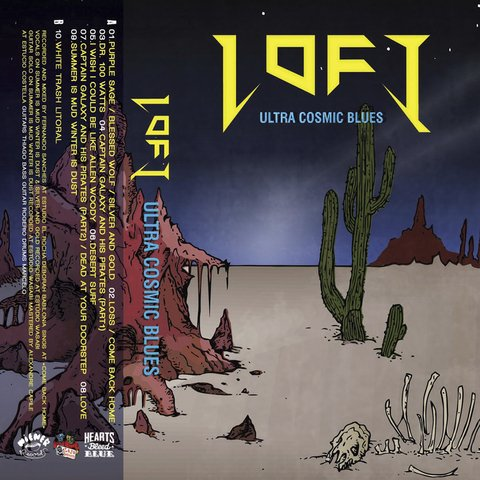 Lo-Fi - Ultra Cosmic Blues [K7] - comprar online
