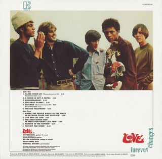 Love - Forever Changes [LP] - comprar online