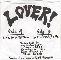 Lover! - One In A Billion [Compacto]