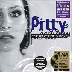 Pitty - Admirável Chip Novo [LP]