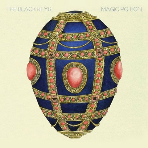 Black Keys - Magic Potion [LP]