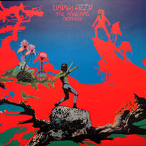 Uriah Heep - The Magician's Birthday [LP]