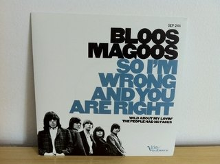 Bloos Magoos - So I'm Wrong and You Are Wright [Compacto] na internet