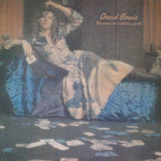 David Bowie - The Man Who Sold The World [LP] - comprar online