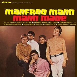 Manfred Mann - Mann Made [LP] - comprar online
