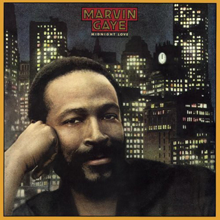 Marvin Gaye - Midnight Love [LP]
