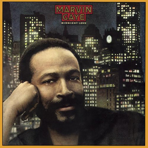 Marvin Gaye - Midnight Love [LP] - comprar online