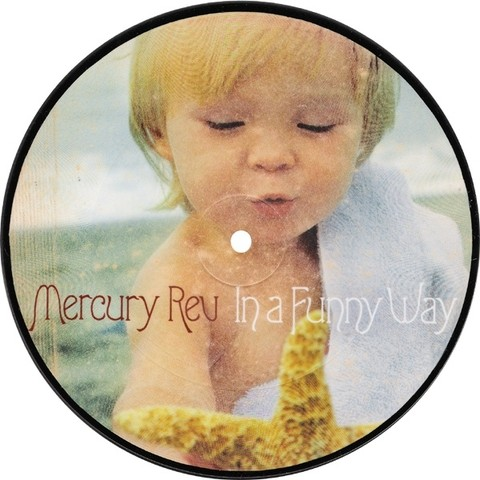 Mercury Rev - In A Funny Way [Compacto] - comprar online
