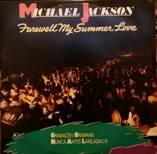 Michael Jackson - Farewell My Summer Love [LP]