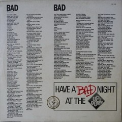 MIchael Jackson - Bad [Maxi single]