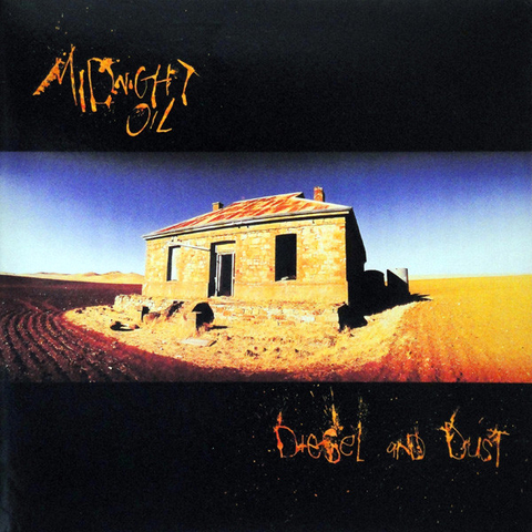 Midnight Oil - Diesel And Dust [LP] - comprar online