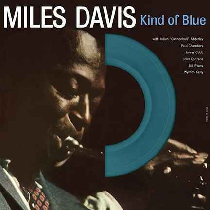 Miles Davis - Kind Of Blue [LP] - comprar online