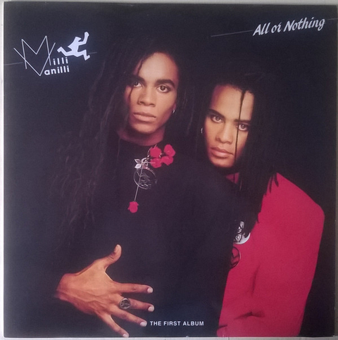 Milli Vanilli - All or Nothing [LP] - comprar online