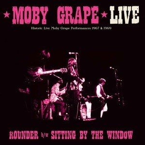 Moby Grape - Live [Compacto]